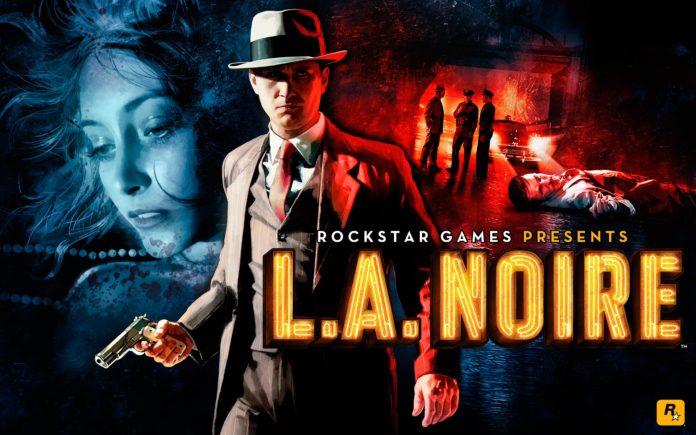Wallpaper L.A. Noire.