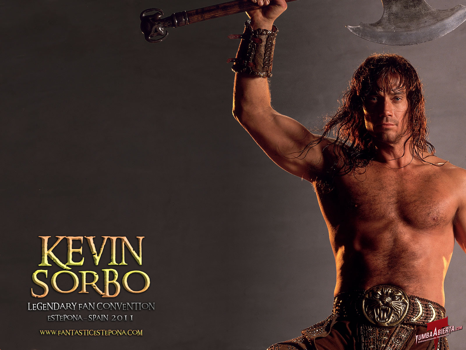 Wallpaper Kevin Sorbo