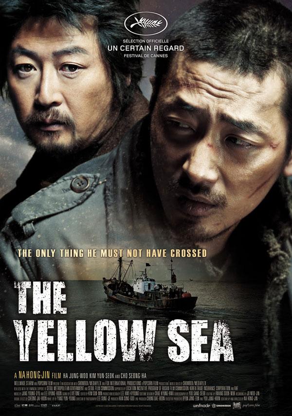 The Yellow sea.
