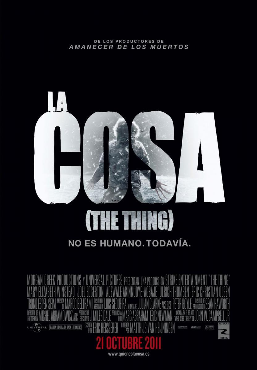 La Cosa 2011