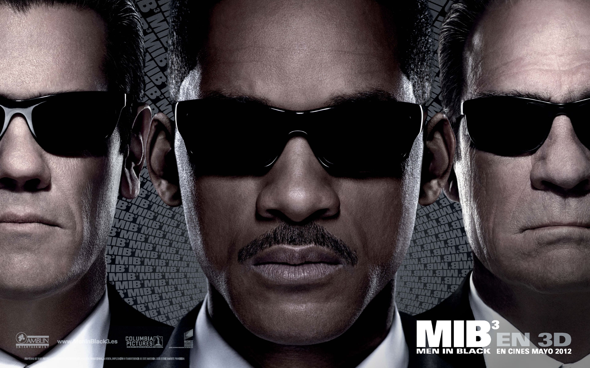 Wallpaper Men in Black 3 - Hombres de negro