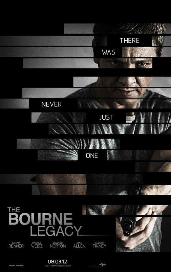 The bourne legacy cartel