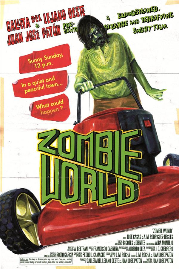 Zombie world<