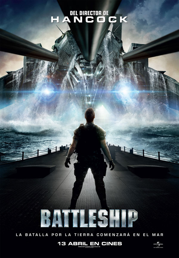 BattleShip. Cartel Español