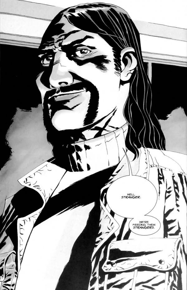 The Walking Dead. El Gobernador aparecerá en la tercera temporada de la serie.