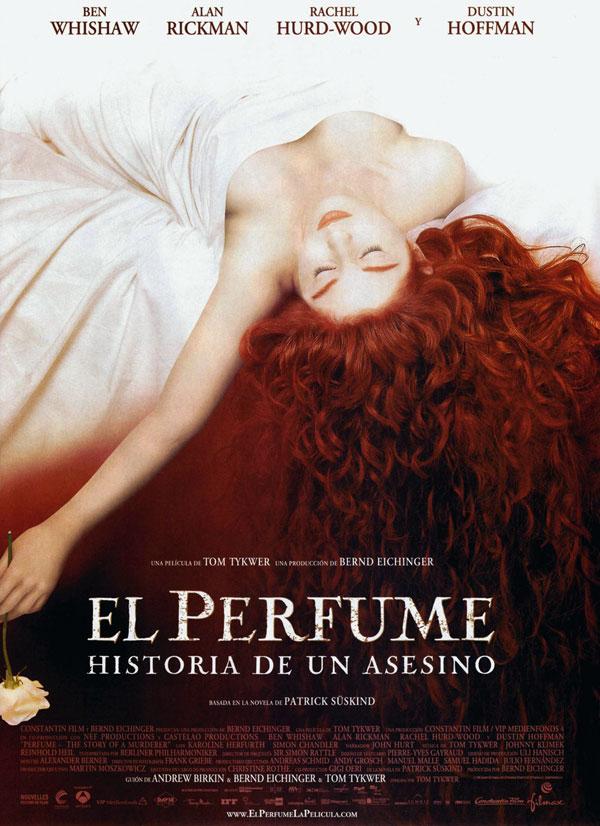 El perfume. Historia de un asesino.