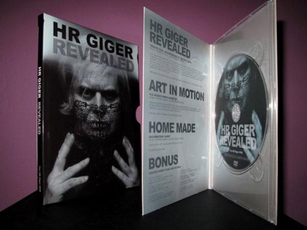 H.R. Giger Revealed. DVD