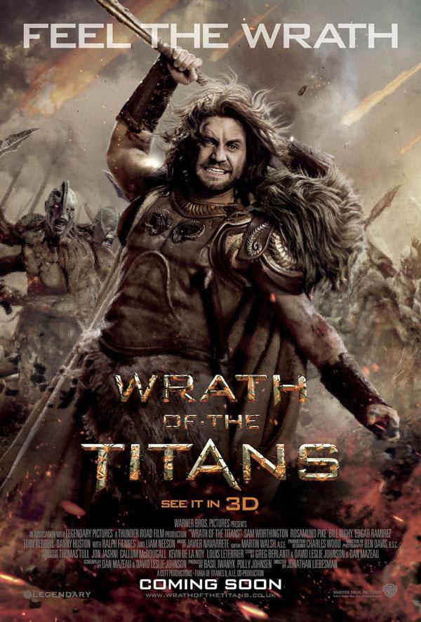 Ira de Titanes. Ares