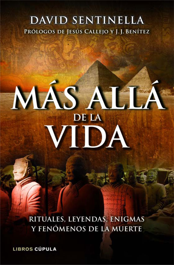 Más allá de la vida de David Sentinella Vallvé. Libros Cúpula