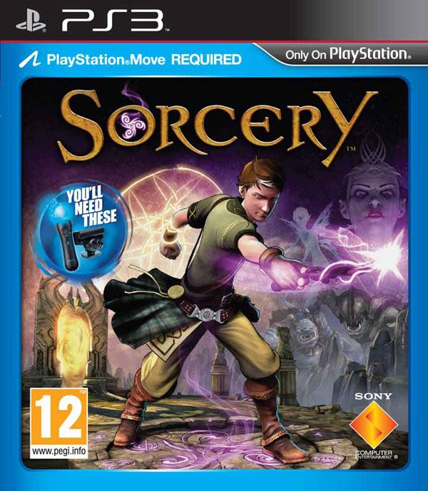 Sorcery para PlayStation 3