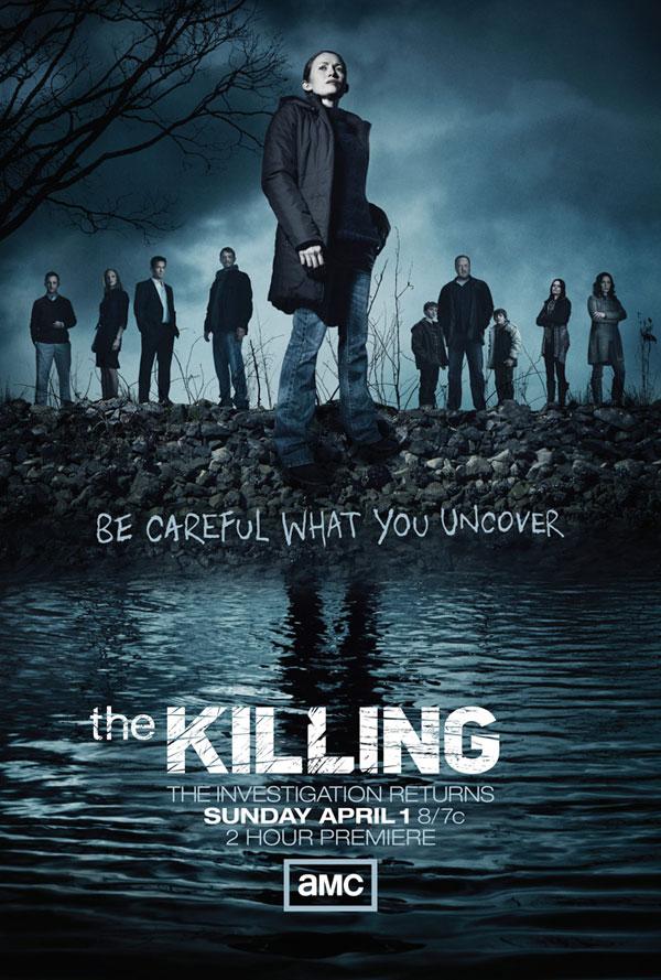The Killing. Segunda temporada