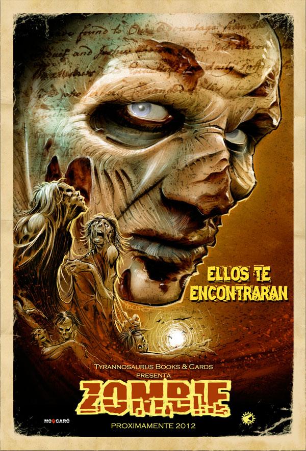 Zombie! Antología de relatos de muertos vivientes
