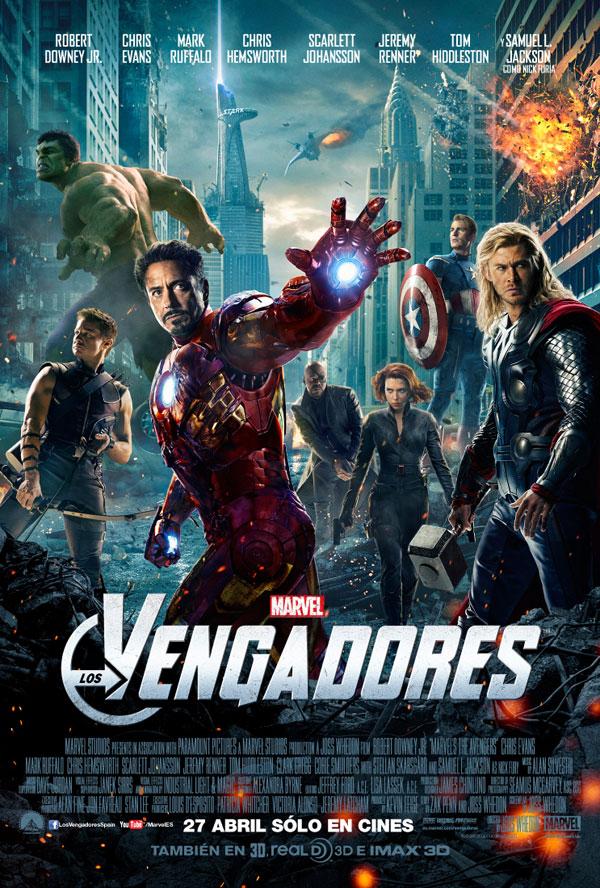 Marvel Los Vengadores (The Avengers)