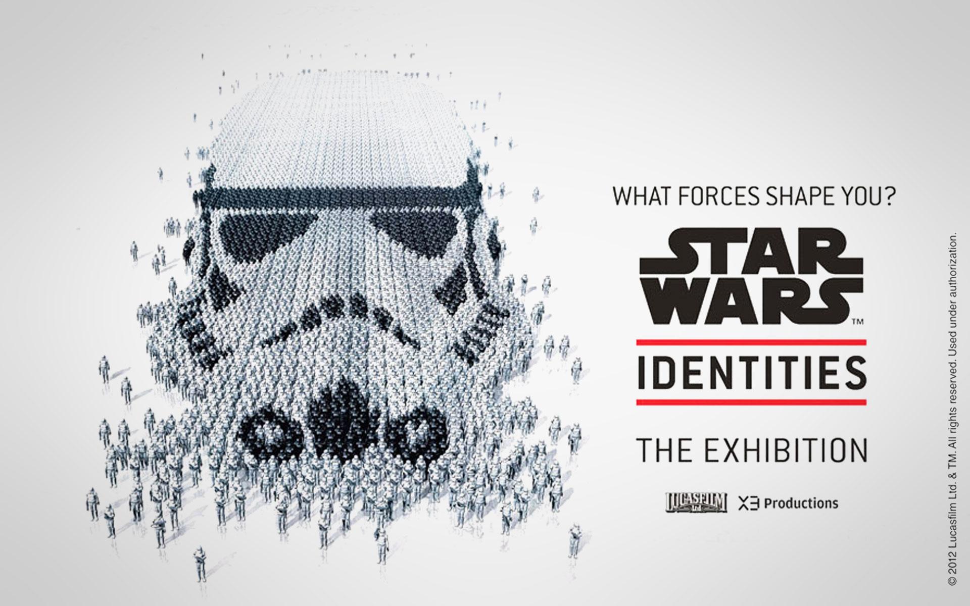 Wallpaper Star Wars Identities
