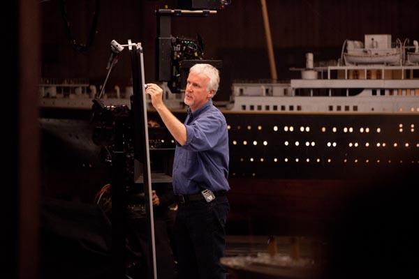 James Cameron regresa al Titanic con National Geographic Channel
