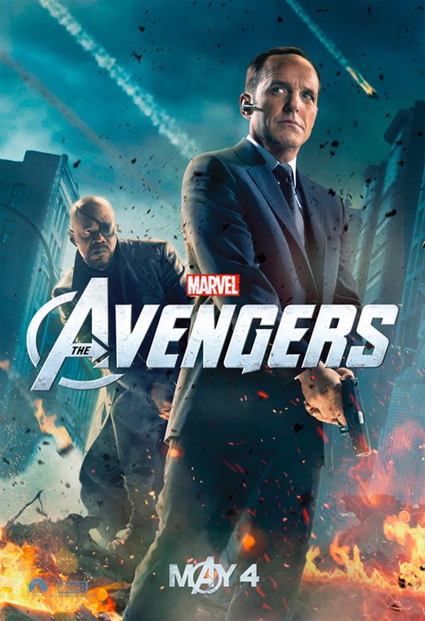 Marvel Los vengadores: Agente Coulson