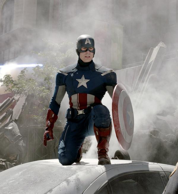 Capitán América 2 se estrenará en 2014