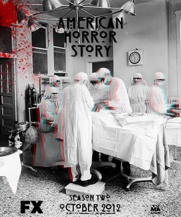 American Horror Story. Segunda temporada