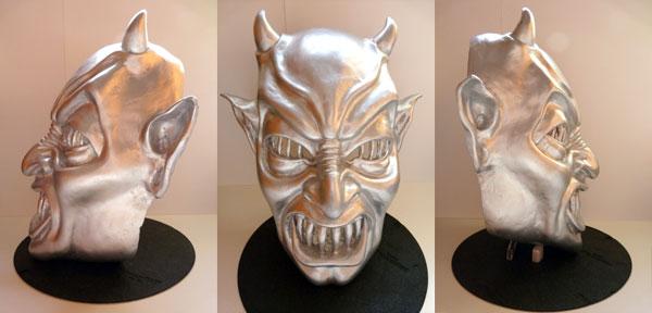Feakland. Réplica Dimoni Mask. Demons de Lamberto Bava