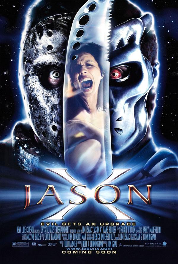 Jason X Parte 10
