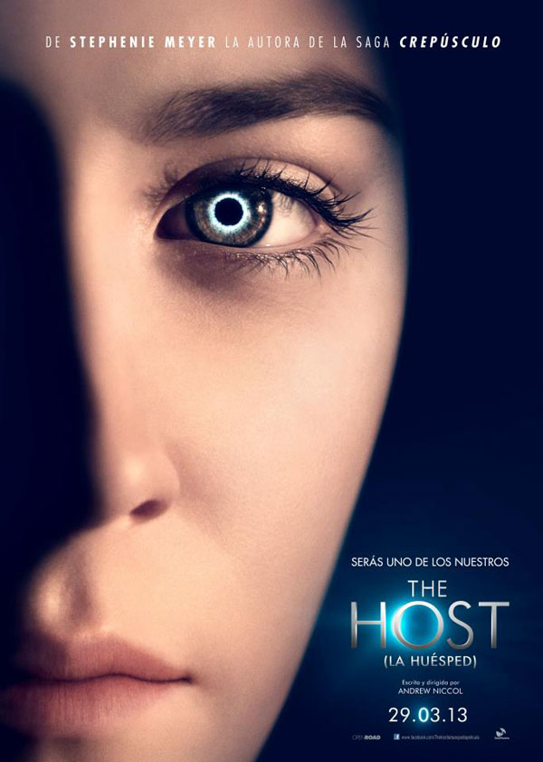 The Host. La huésped. Cartel