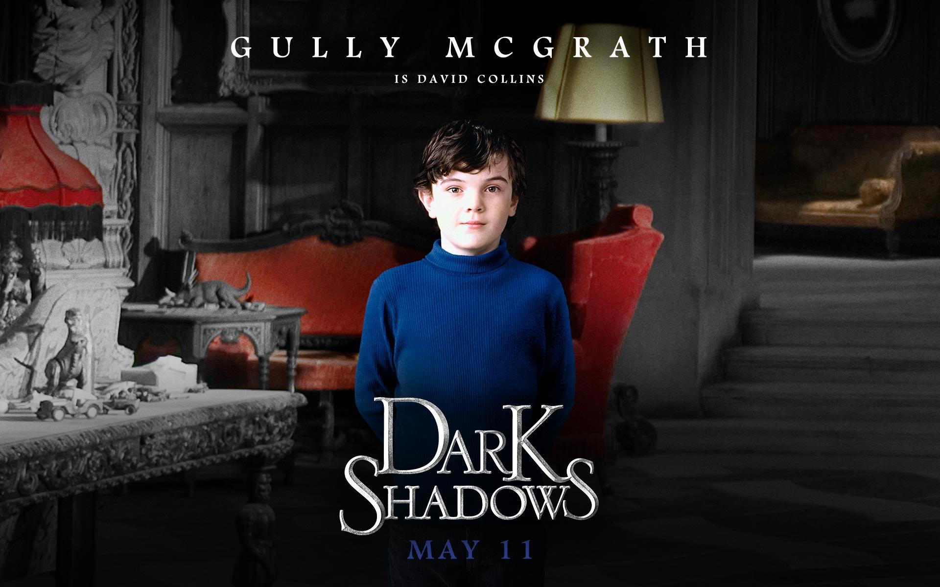 Wallpaper Tim Burton Dark Shadows Sombras Tenebrosas