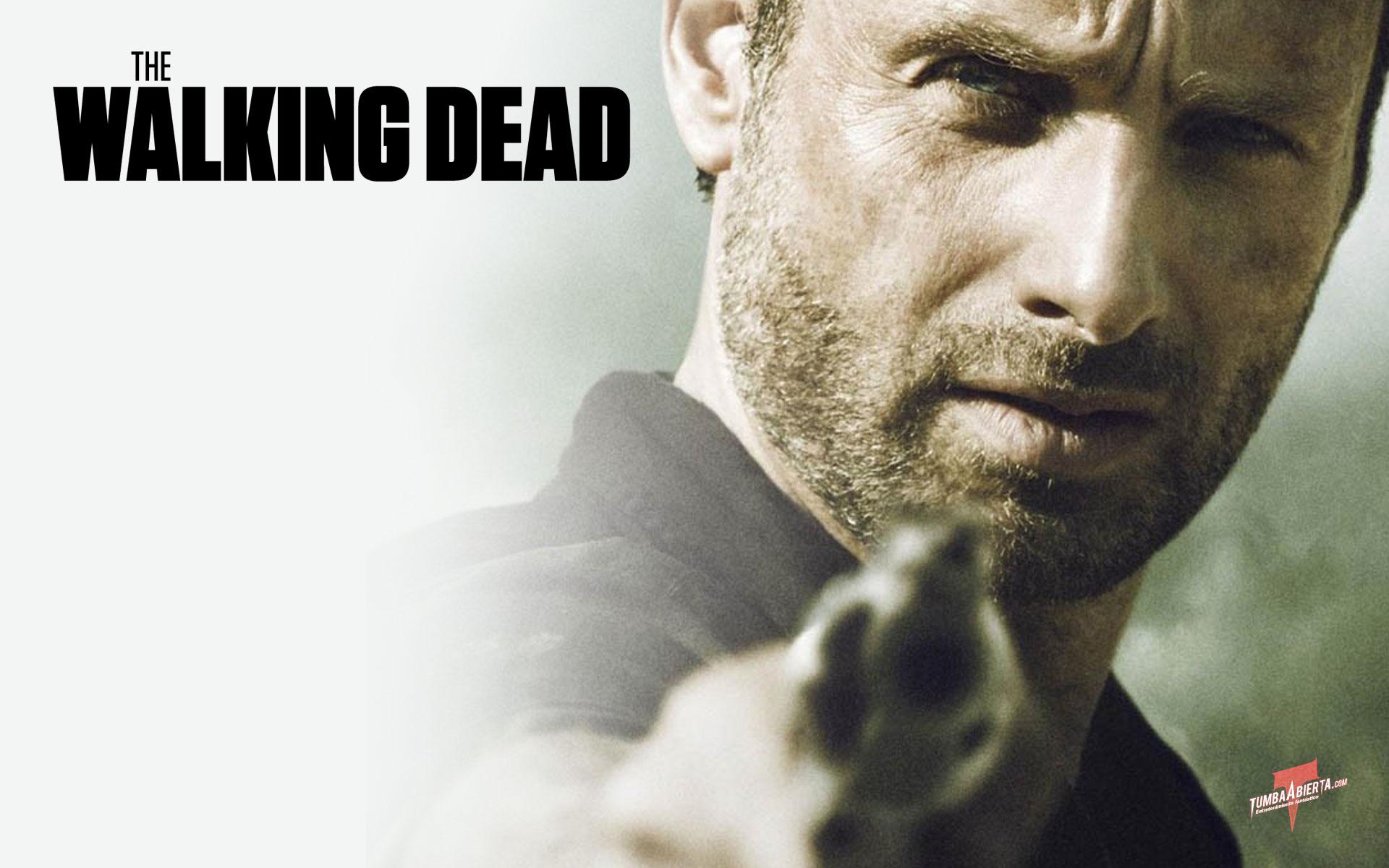 The Walking Dead. Wallpaper