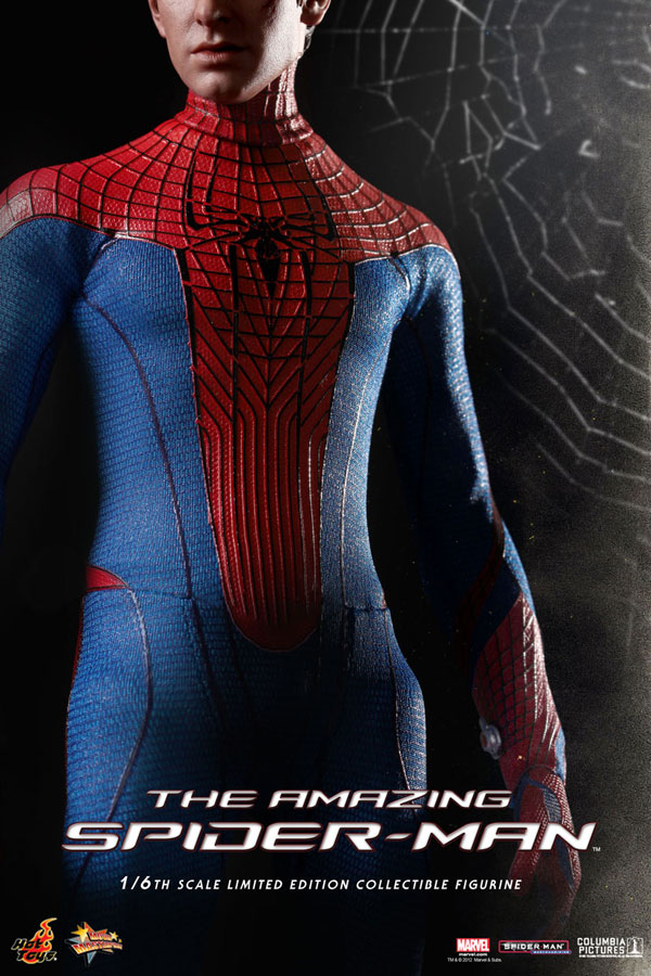 Hot-Toys The-Amazing-Spider-Man teaser