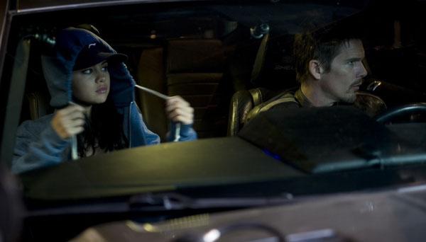 Dark Castle. Getaway con Ethan Hawke y Selena Gomez