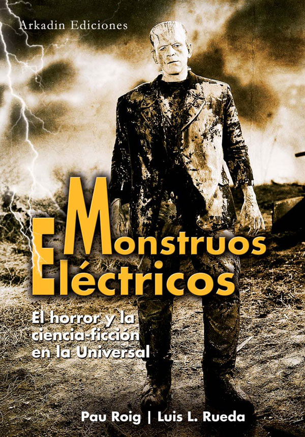 Portada Monstruos electricos