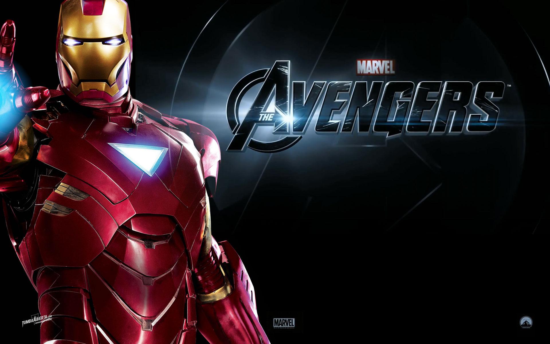 Wallpaper Marvel The Avengers Los Vengadores