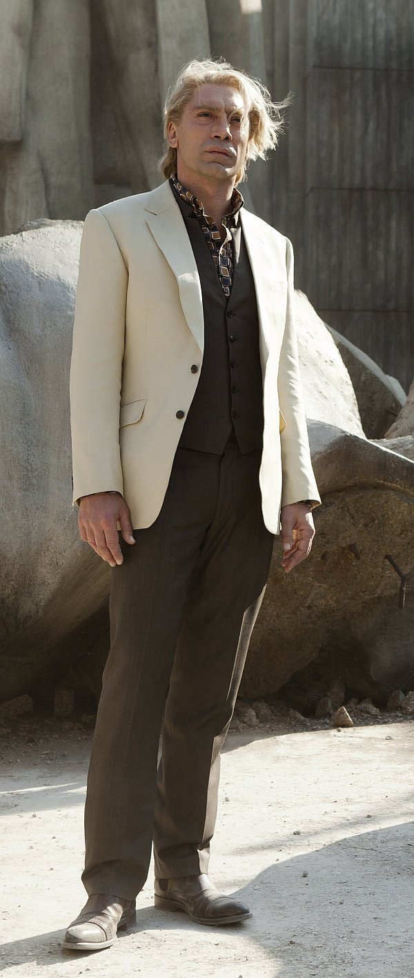 Javier Bardem en Skyfall