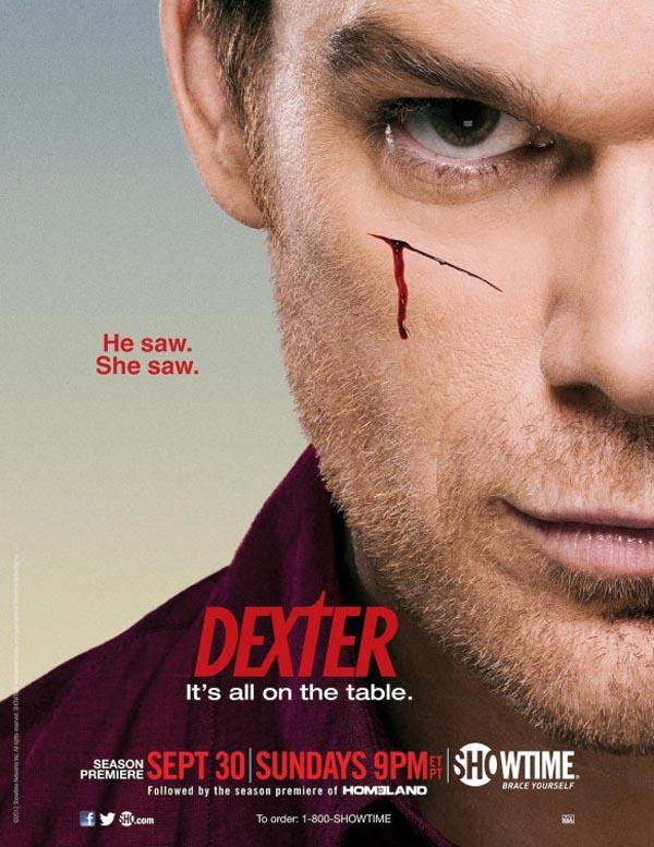 Poster Dexter Temporada 7