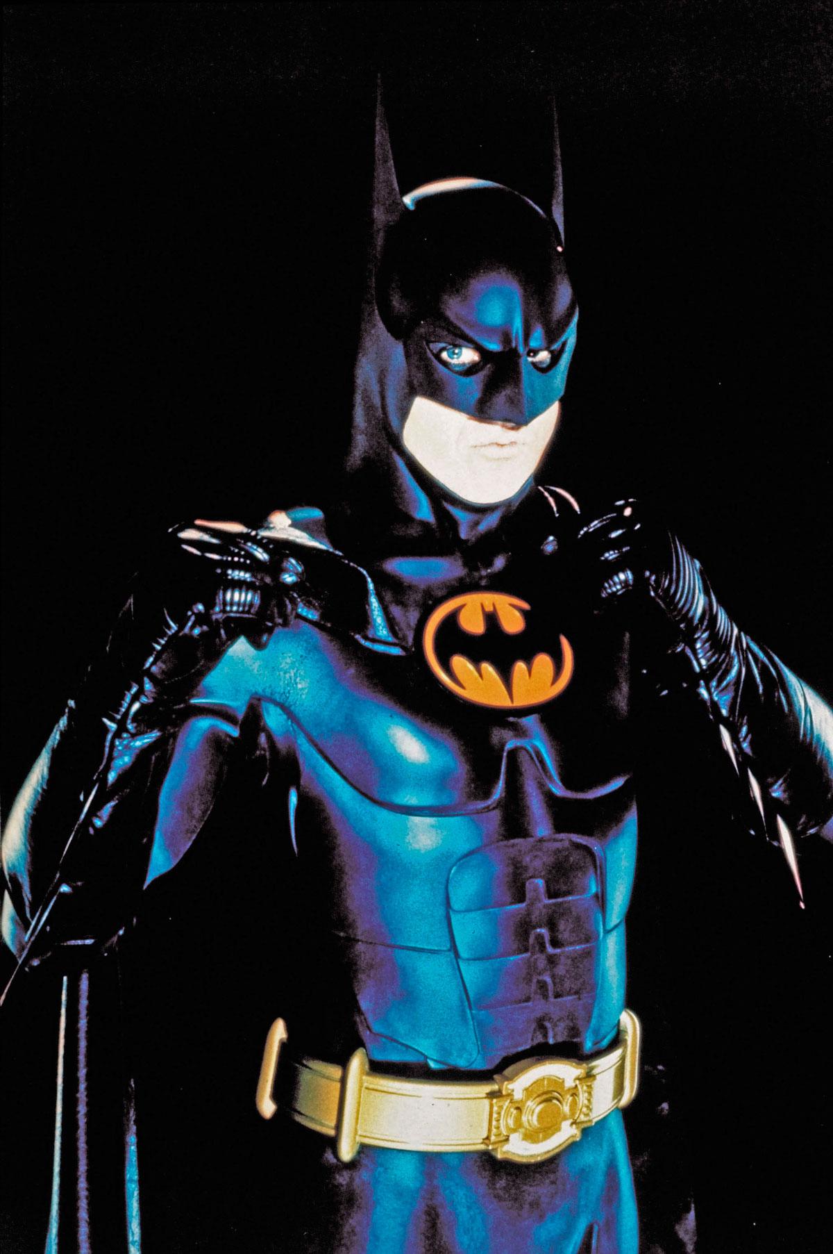 La evolución de la armadura en Batman Returns de Tim Burton