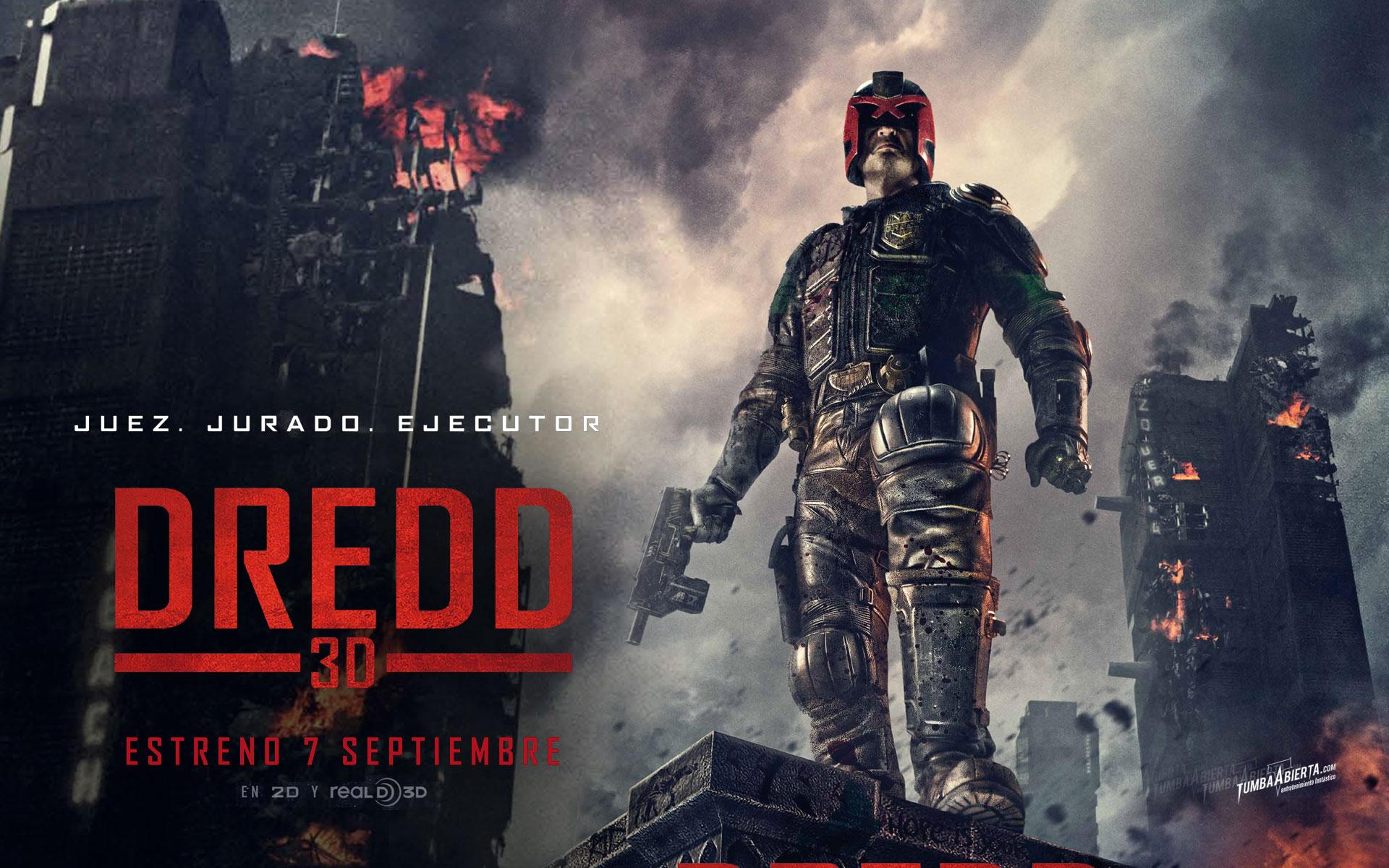 Dredd Wallpaper HD