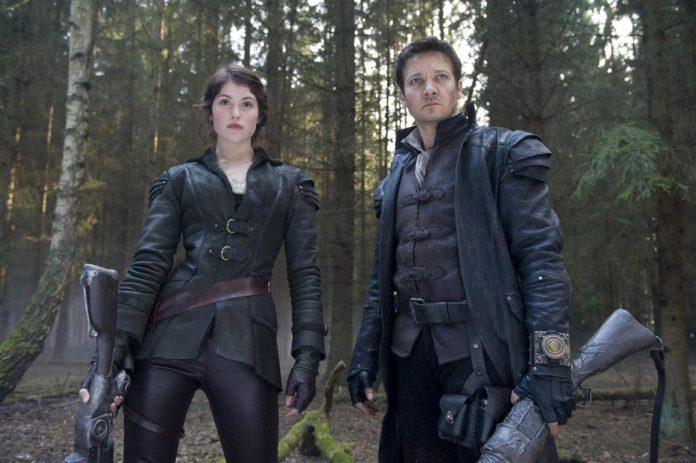 Hansel y Gretel Cazadores de brujas