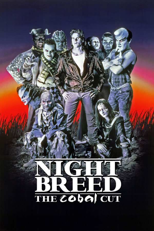 Nightbreed The Cabal Cut