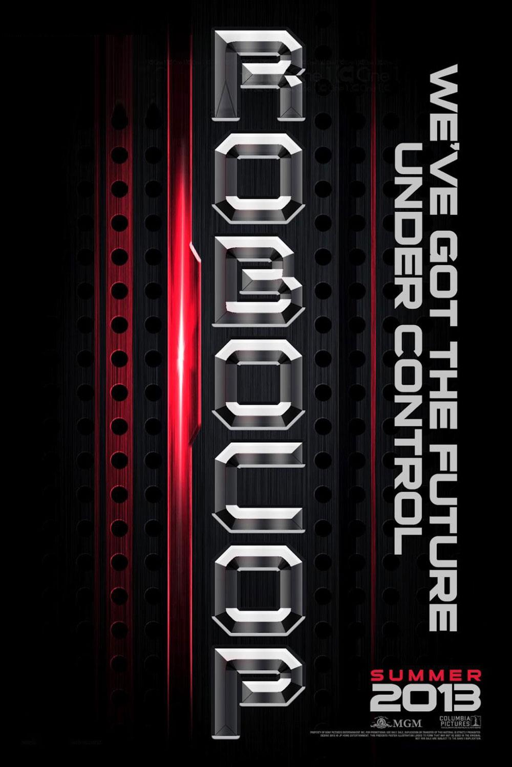 Robocop remake 2013