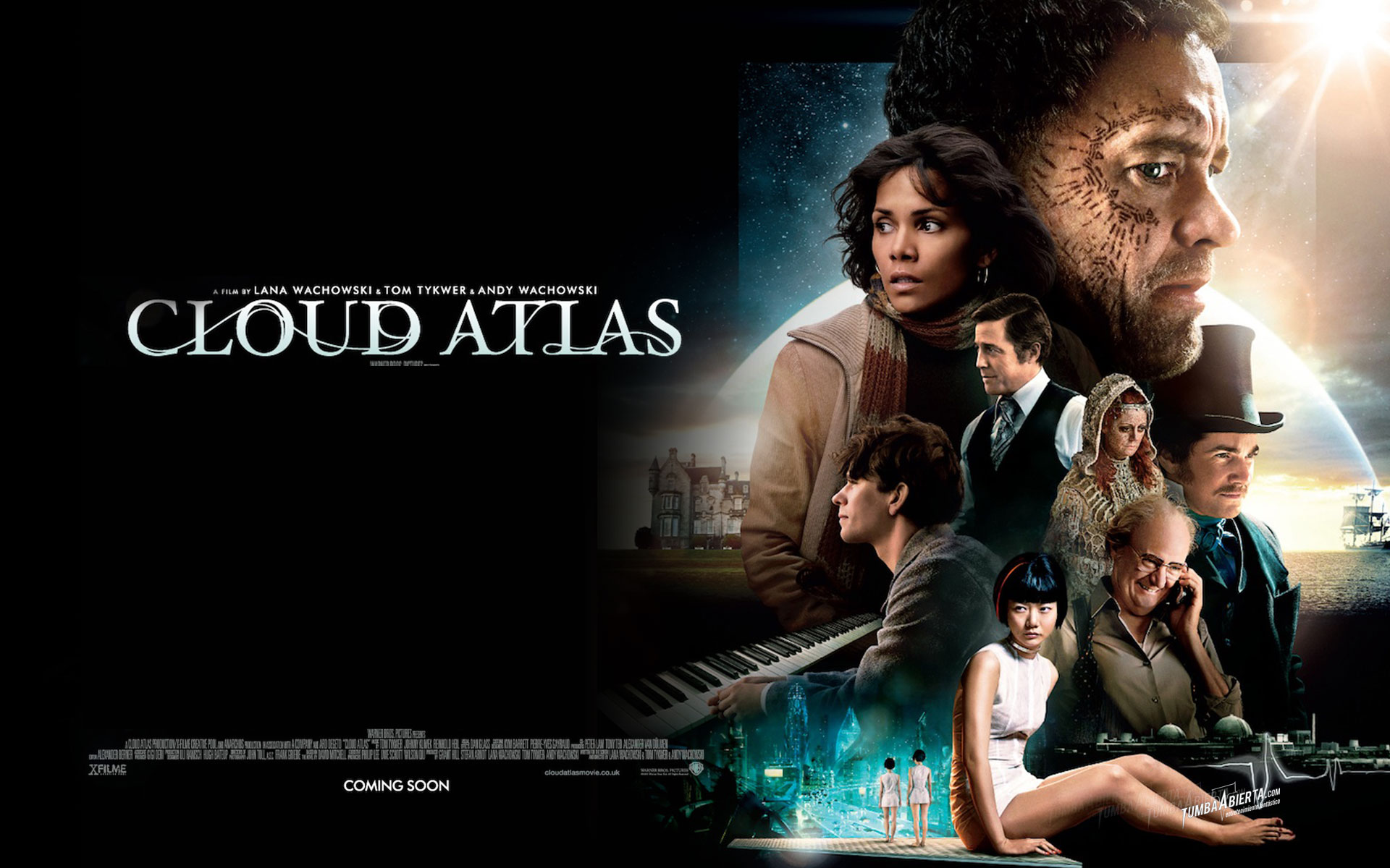 Cloud Atlas Wallpaper