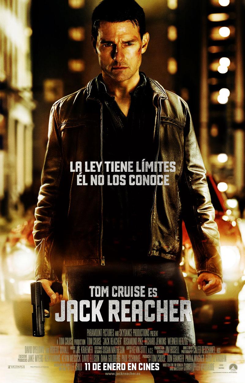 Jack Reacher cartel España