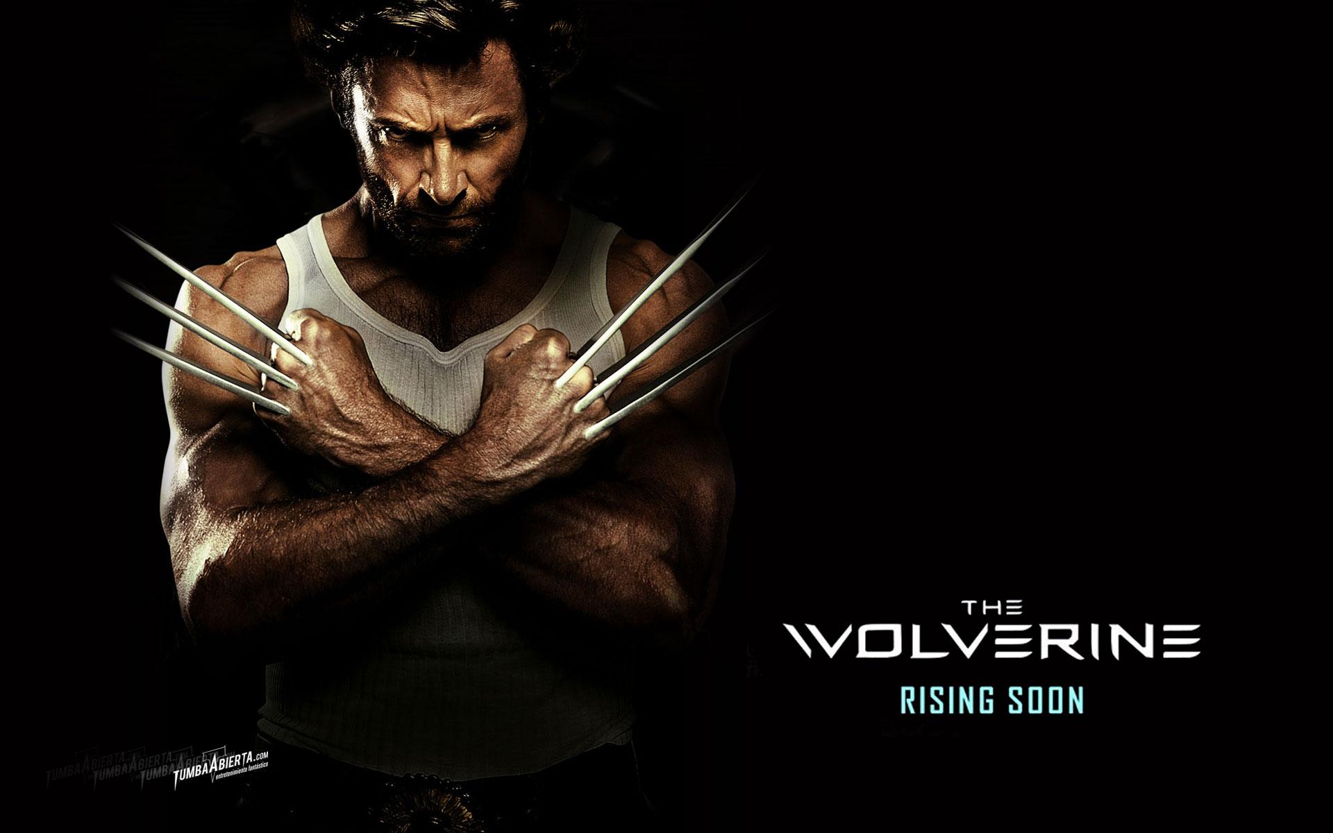 Wallpaper. The Wolverine. Lobezno Inmortal HD