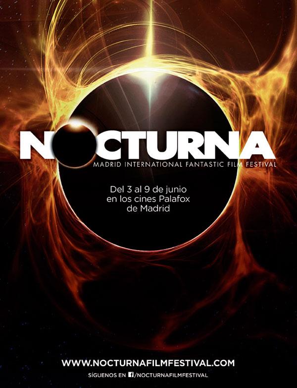 Noctura 2013. Cartel