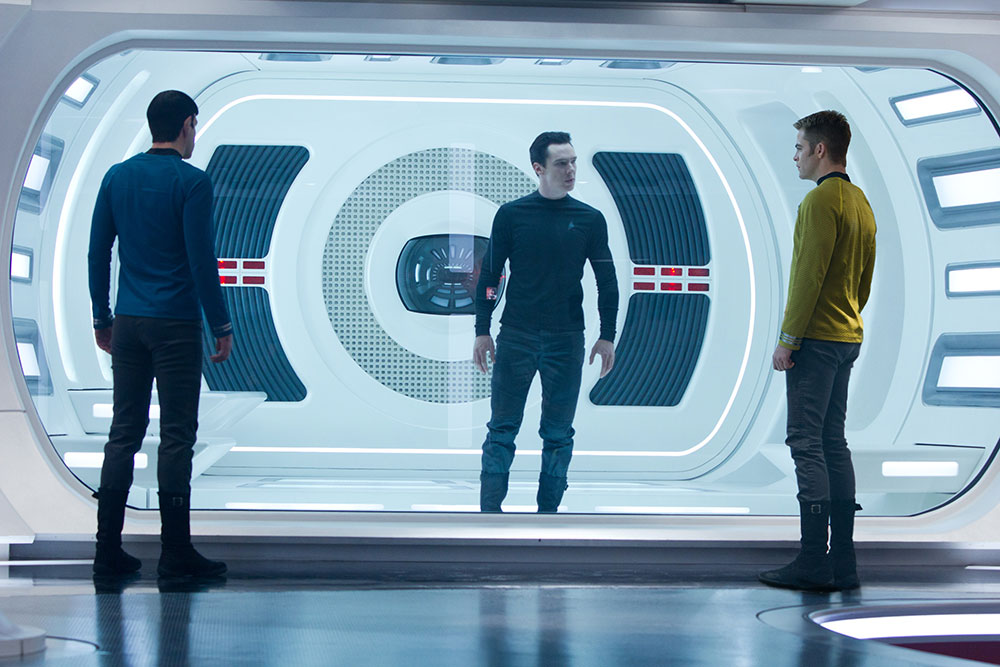 Primera imagen Star Trek: En la oscuridad
