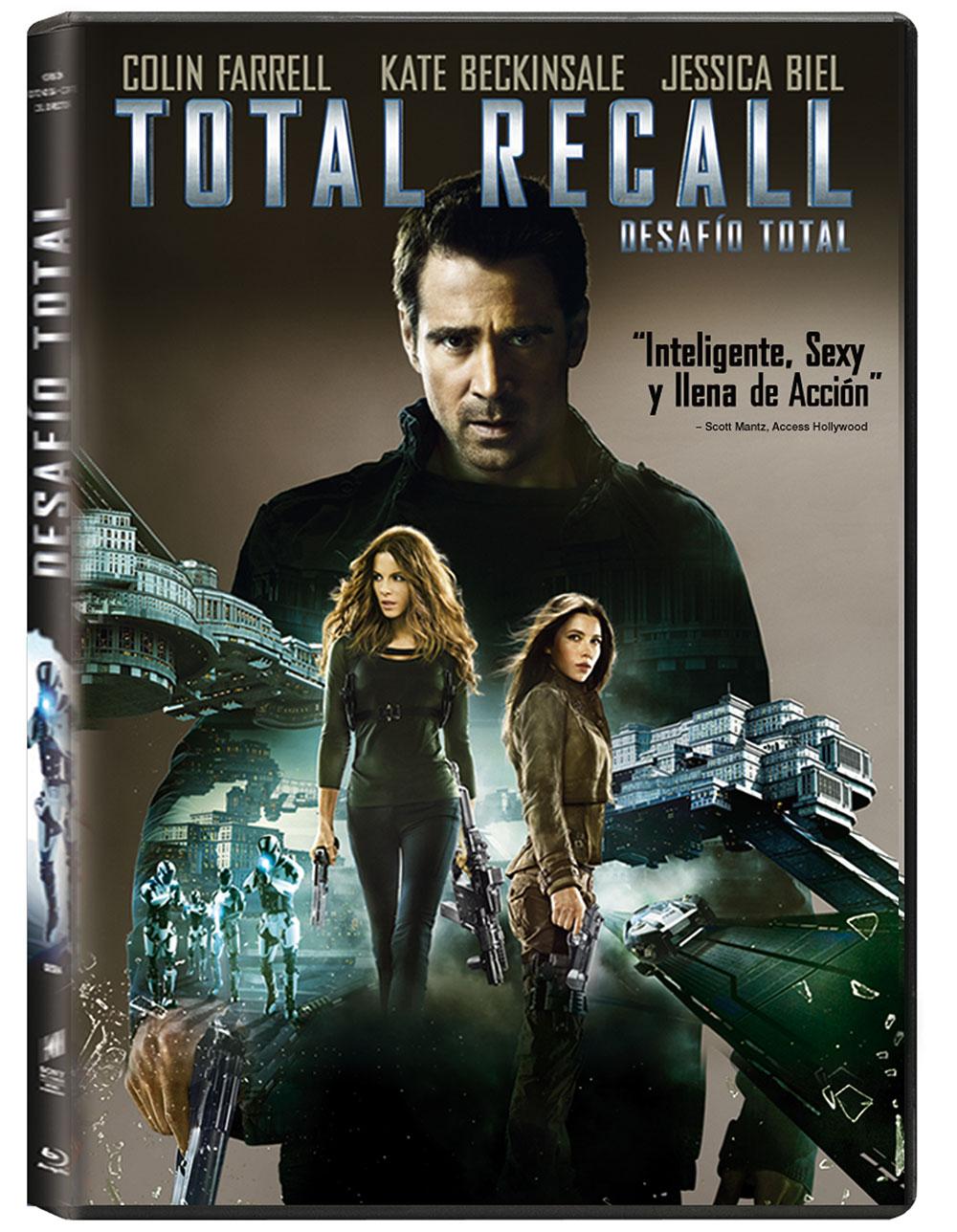 Carátula Total Recall