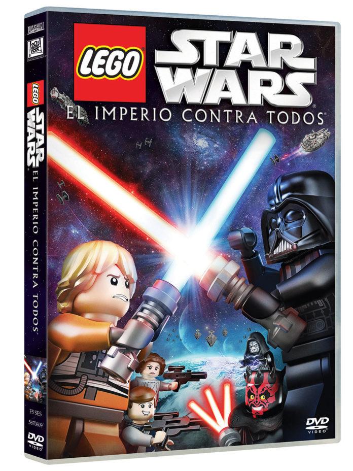 Star Wars LEGO. El imperio contra todos