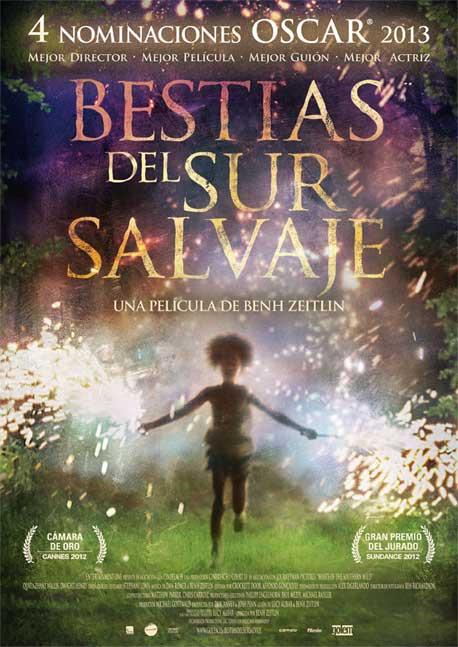 Bestias del sur salvaje cartel español