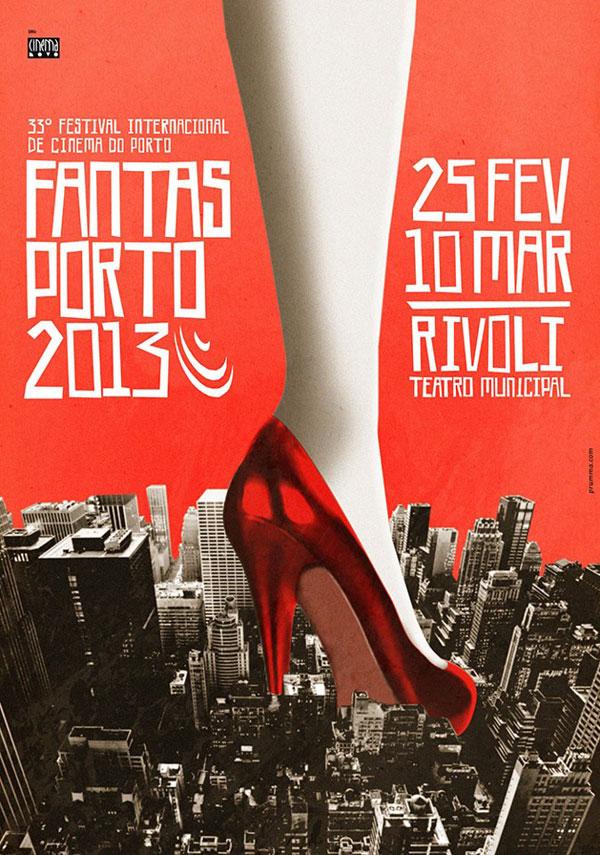 Fantasporto 2013 poster