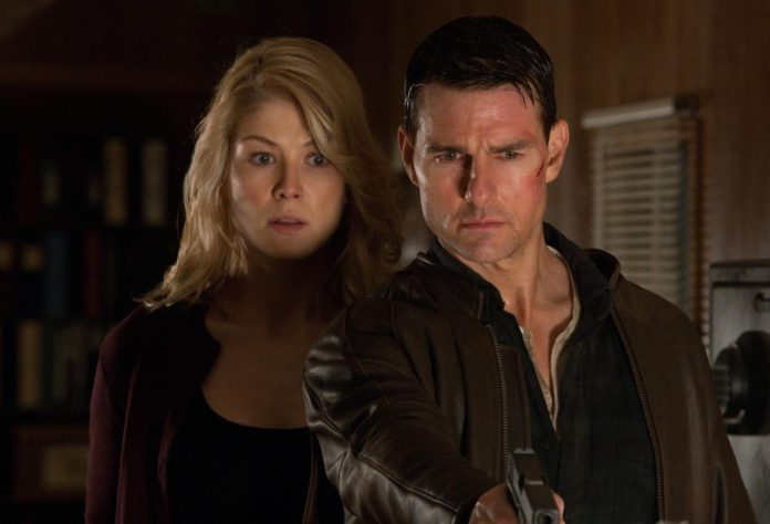 Tom Cruise es Jack Reacher