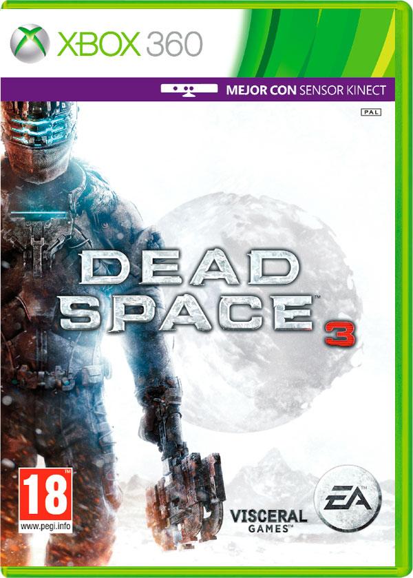 Dead Space 3 carátula Xbox 360