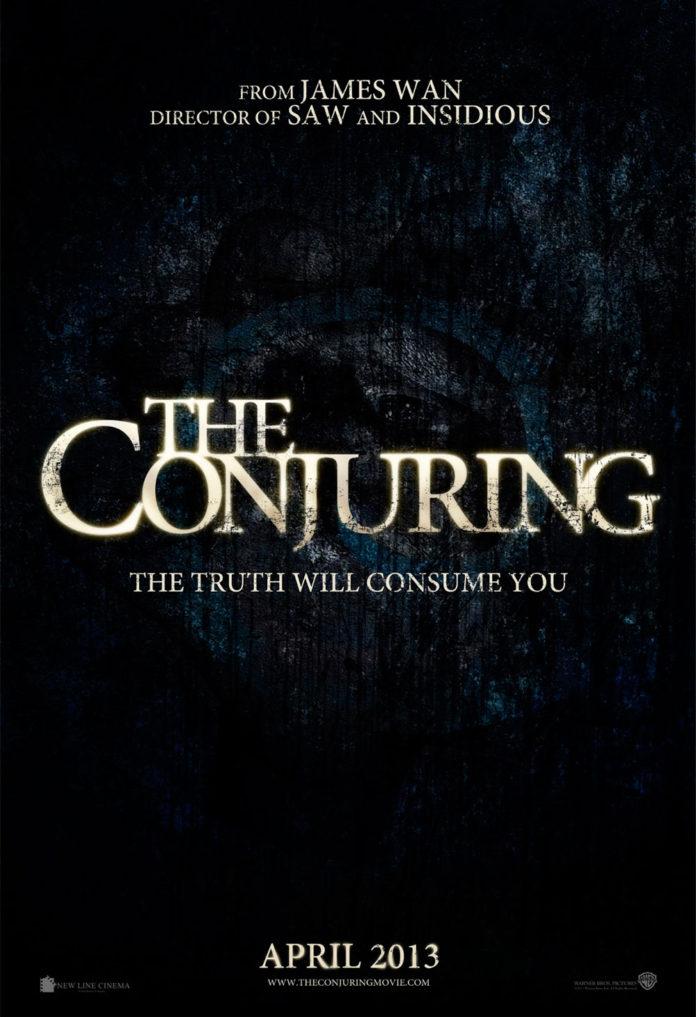 El conjuro. Poster teaser
